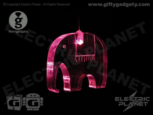 Elephant LED Glow Light