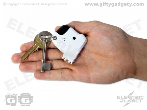 Fetch My Keys Dog-Shaped Keyring