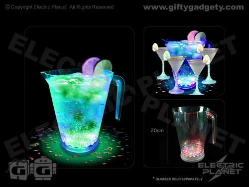 LED Cocktail Party Pitcher