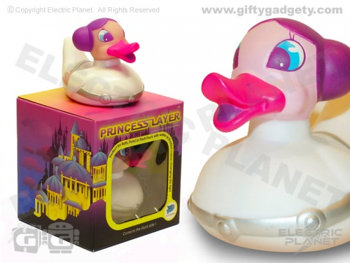 Princess Layer Glow Duck