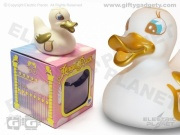 Angel LED Rubber Bath Duck
