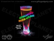 Light-Up LED Pint Glass