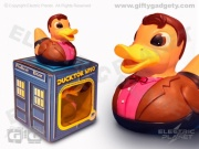 Ducktor Who LED Bath Duck