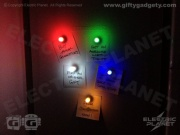 LED Fridge Magnet Lights