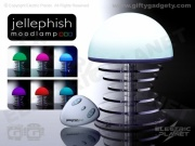 Jellephish Colour-Changing Mood Lamp