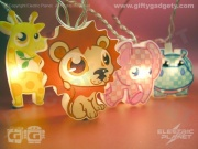Safari Animal String Lights