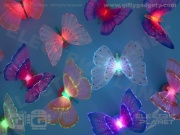 Magic Butterfly Fibre Optic Light