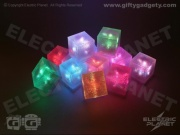 Magic Cubes LED Lights - 4 Pack
