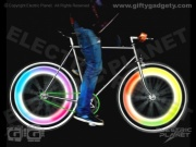 Mathmos LED Bike Wheel Lights