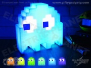 PAC-MAN Pixel Ghost Light