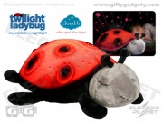 Twilight Ladybug Night Light