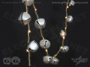 Sleigh Bell LED Stringlights