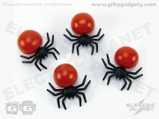 Spider Novelty Food Picks