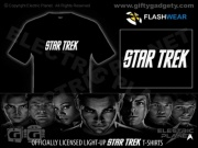 Star Trek Light-Up Logo T-Shirt