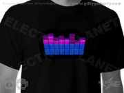 T-Qualizer 2 Light-Up T-Shirt