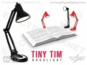 Tiny Tim Anglepoise Book Light