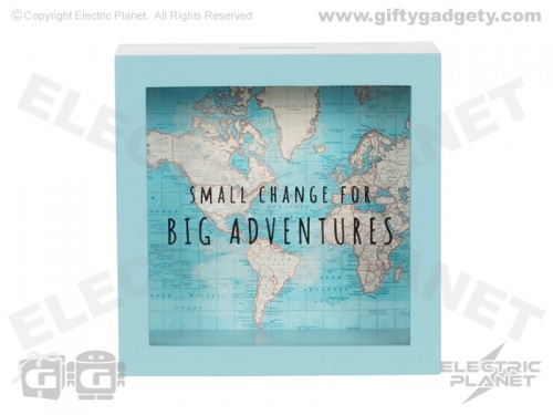 Big Adventures Money Box
