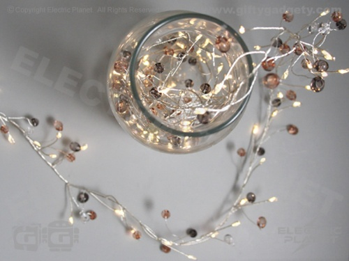 Coco Cluster Mains Stringlights