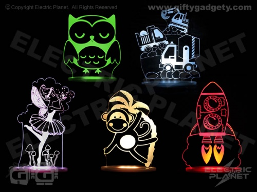 My Dream Light RC NightLight