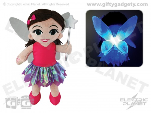 Light-Up Glow Fairy Doll