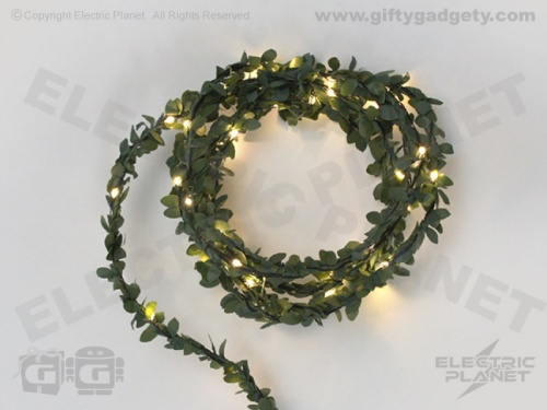 Greenery Foliage Stringlights