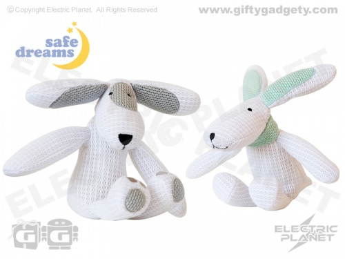 Safebreathe™ Hoppy & Patch Soft Toys