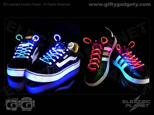 Lace Lights LED Shoe Laces