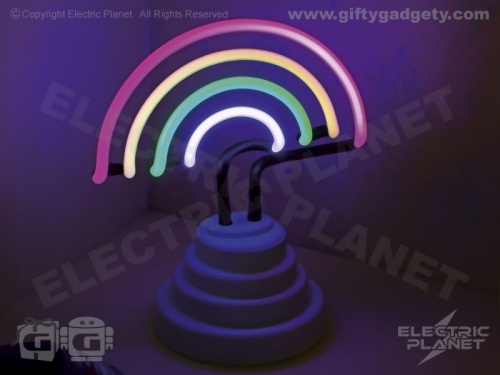 USB Rainbow Neon Light