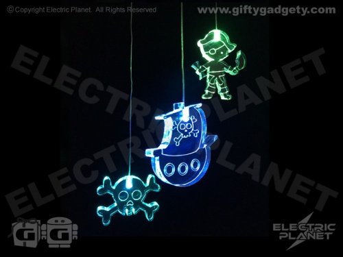 Pirate LED Mobile