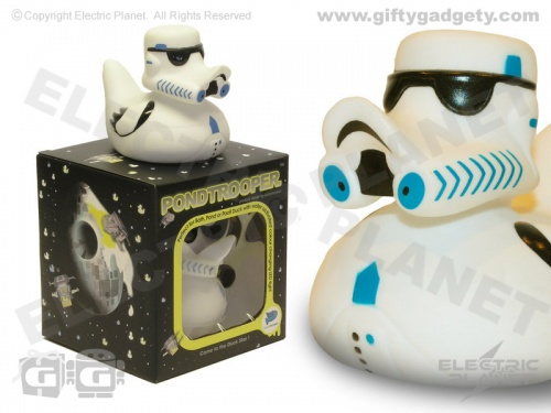 Pondtrooper LED Bath Duck