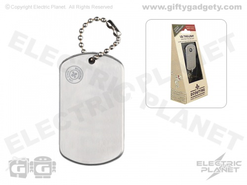 Scout I.D Tag Light