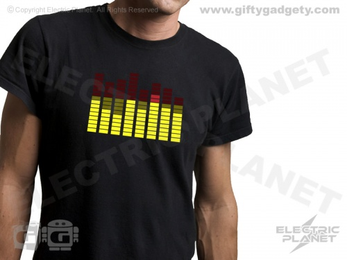T-Qualizer Light-Up T-Shirt