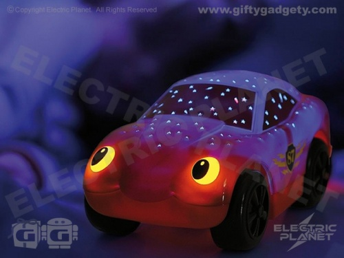 Twilight Carz Red Lightning Nightlight