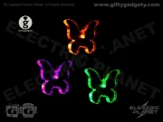Butterfly LED Mobile