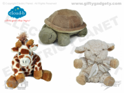 Cloud B Animal Rattle