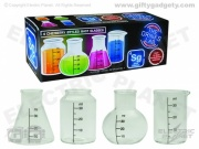 Drinks Lab Chemistry Shot Glasses