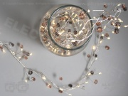 Coco Cluster Battery String Lights