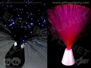 Starlight Fibre Optic Lamp