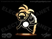 Monkey LED RC Nightlight
