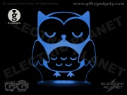 Owl LED Night Light