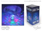 Floating Disco Bath Lights