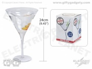 Giant Martini Cocktail Glass