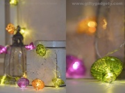 Kasbah Glass Lantern Stringlights