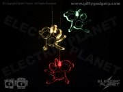Monkey LED Mobile