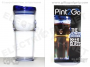 Pint2Go Portable Beer Glass