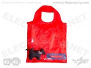 Foldable Shopping Bag - Scottie Dog