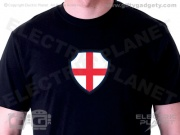 Light-Up England St George T-Shirt