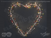 Sweet Heart LED Ornament