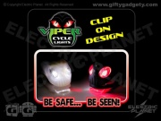 Viper LED Cycle Lights - 2 Pack